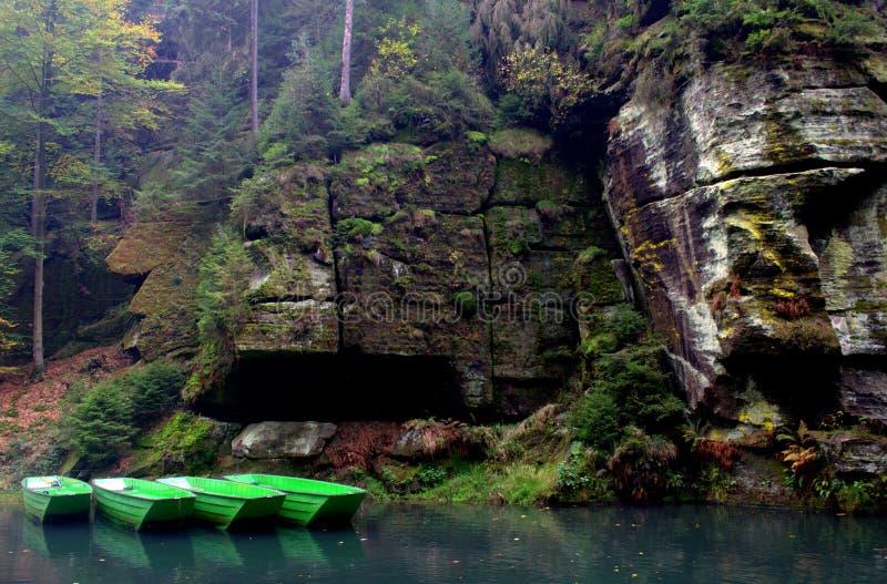 Paradis tchèque photos libres de droits