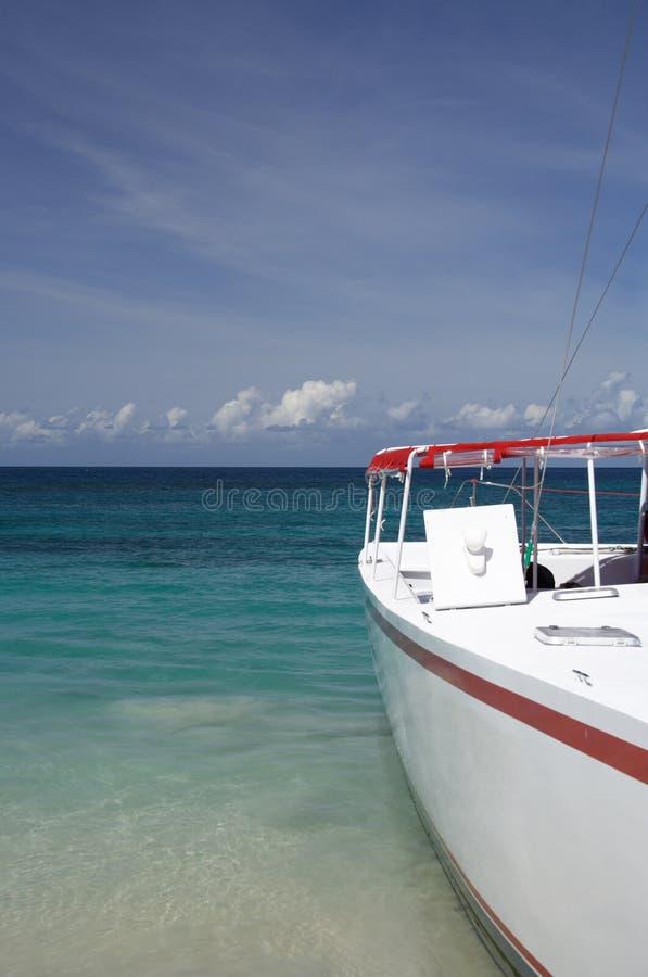 Paradise żeglując Zdjęcia Stock