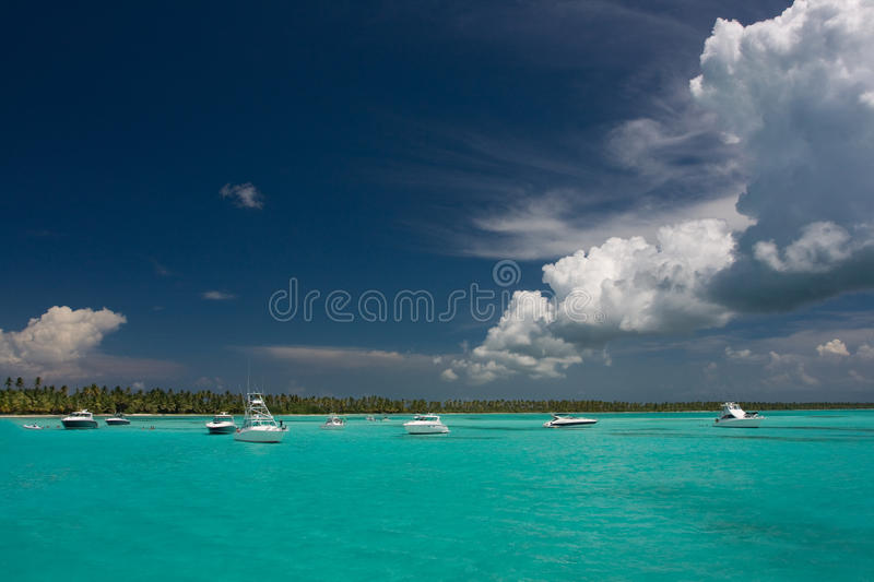 Download Paradise stock photo. Image of dominican, travel, republic - 11077780