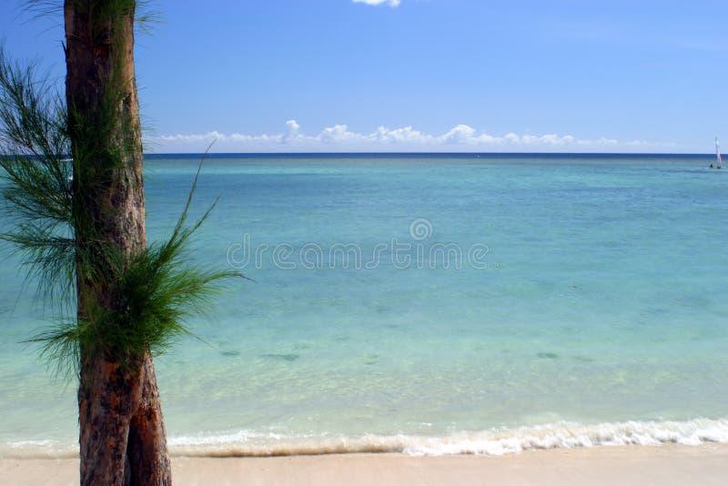 Paradise royalty free stock photography