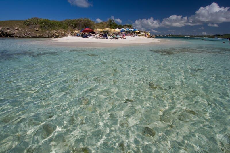 Download Paradise stock image. Image of playa, agua, caribben, cielo - 7120547