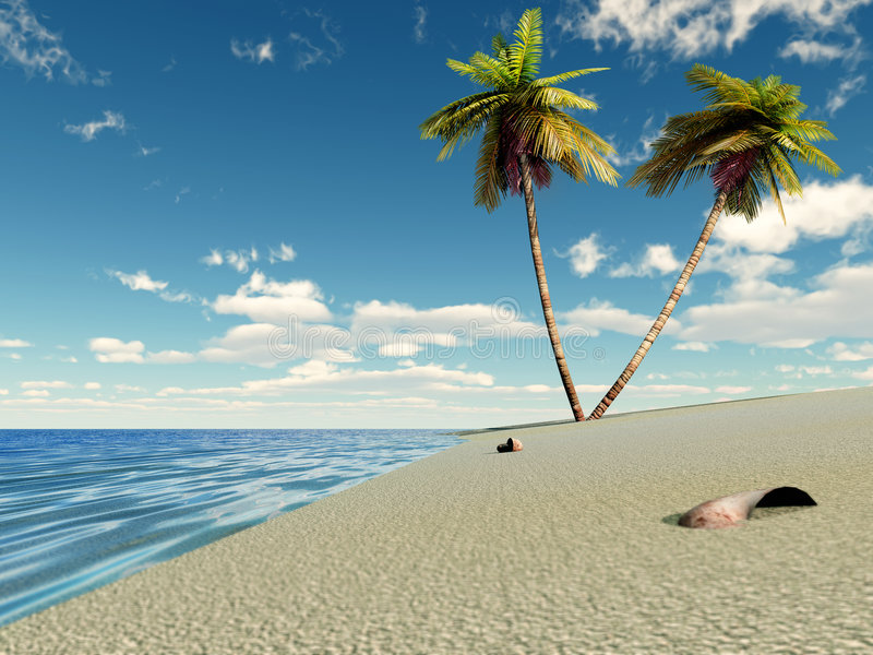 Download Paradise Stock Photography - Image: 8103352