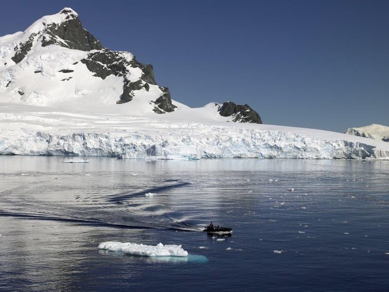 Paradise Bay - Antarctica royalty free stock images