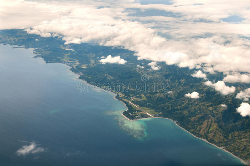 Download Paradise Bounty Island Aerial View Stock Photo - Image: 20627524