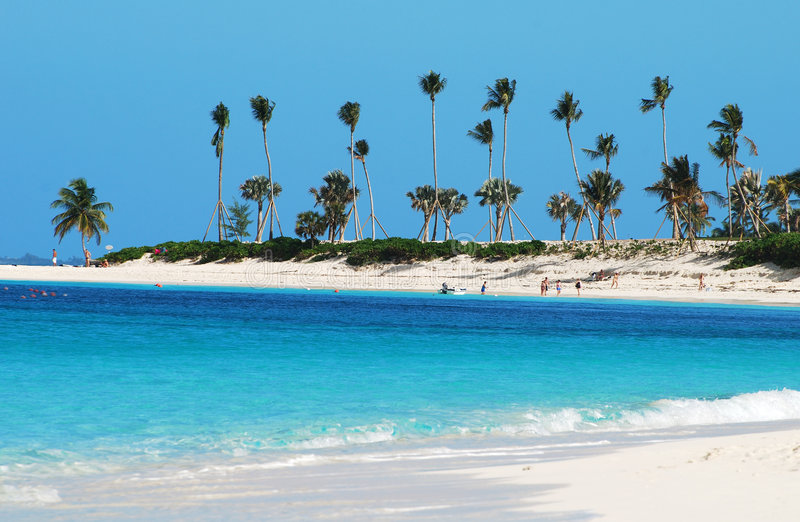 Download Paradise Island Coastline stock image. Image of beach - 5347609