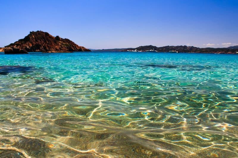 The paradise in Italy royalty free stock photos