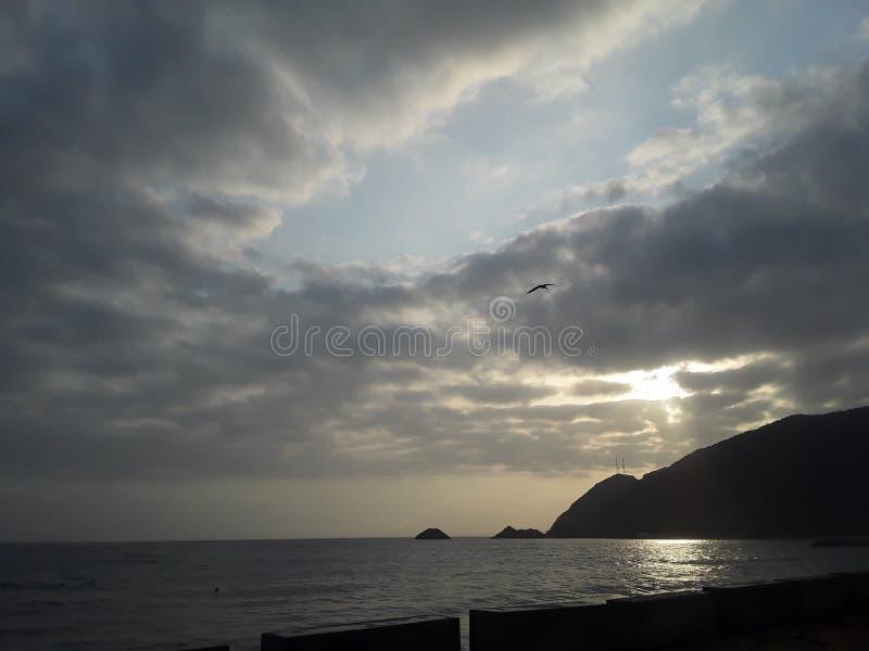 Paradise : simple, absolu, magnifique photo libre de droits