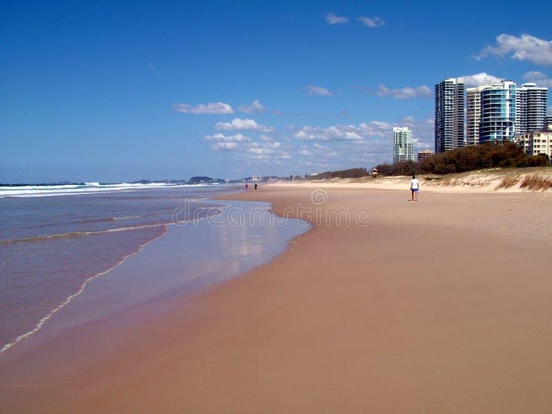 Paradiso della spiaggia immagini stock libere da diritti
