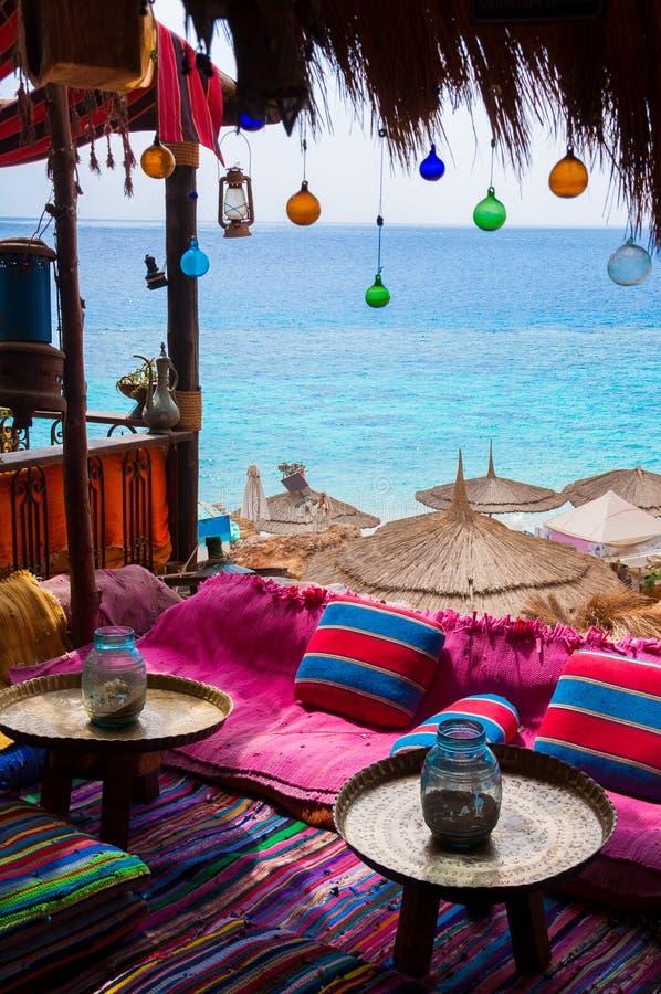 Paradiso egiziano fotografia stock