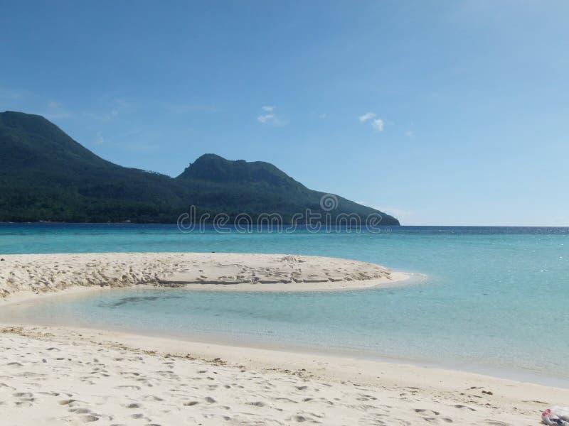 Paradiso in Filippine fotografia stock libera da diritti