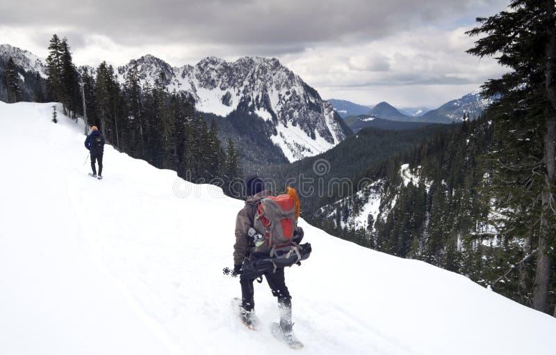 Paradiso Ridge fotografia stock