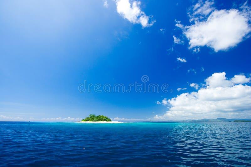 Paradiso tropicale di vacanza dell'isola fotografia stock