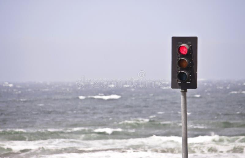 Parado no mar fotos de stock