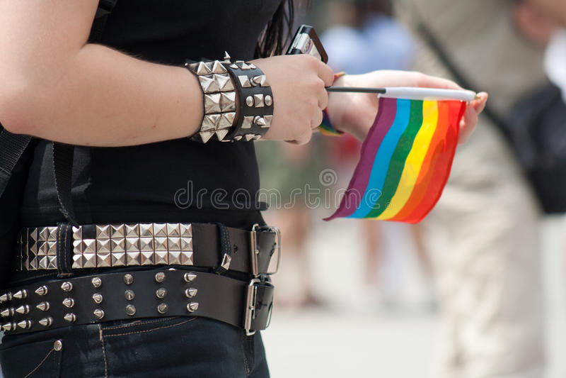 parady queer obraz stock