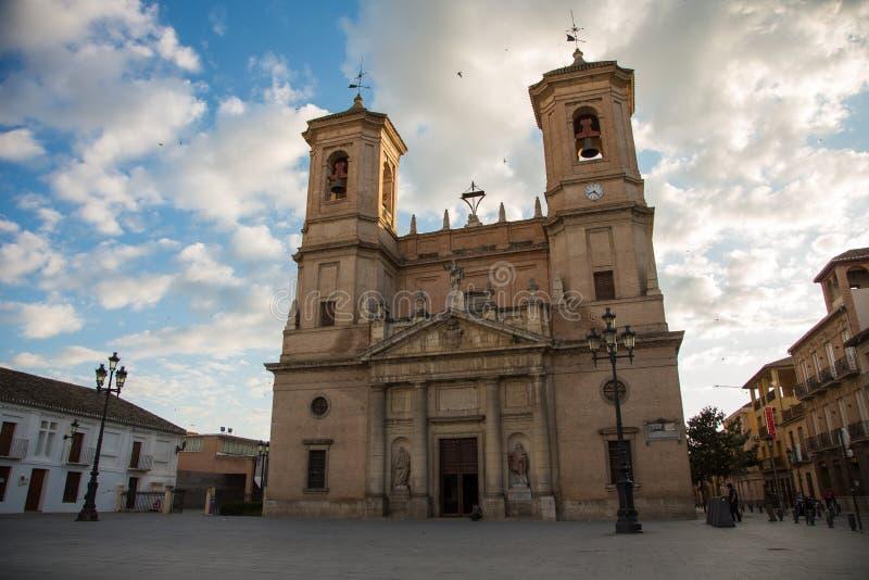Parafia inkarnacja w Santa Fe zdjęcie royalty free