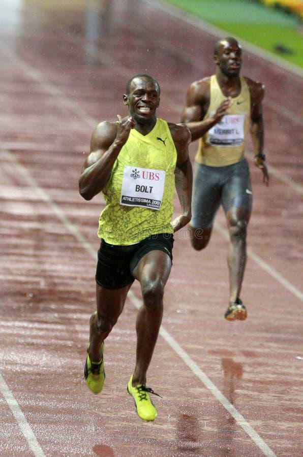 Download Parafuso De Athletissima 2009 Foto de Stock Editorial - Imagem de parafuso, estrela: 10064333