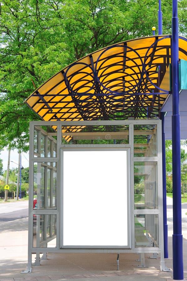 Download Paragem do autocarro foto de stock. Imagem de vidro, negócio - 10053910
