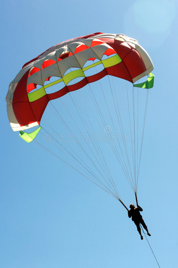 Download Paraglide stock image. Image of recreation, people, skydiving - 3500669