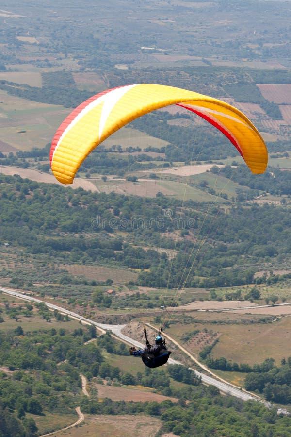 Download Paraglider Stock Image - Image: 23717001