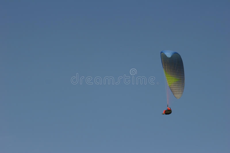 Download Paraglider stock photo. Image of male, paraglider, wing - 25366450