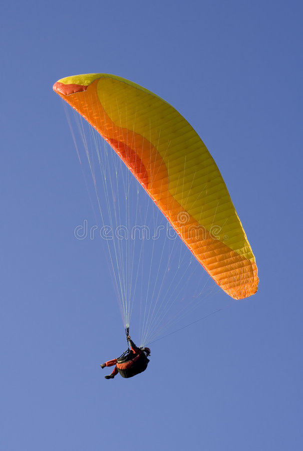 Download Paraglider stock image. Image of activity, human, people - 5539679