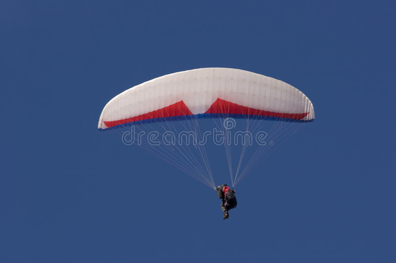 Download Paraglider Royalty Free Stock Images - Image: 7402519