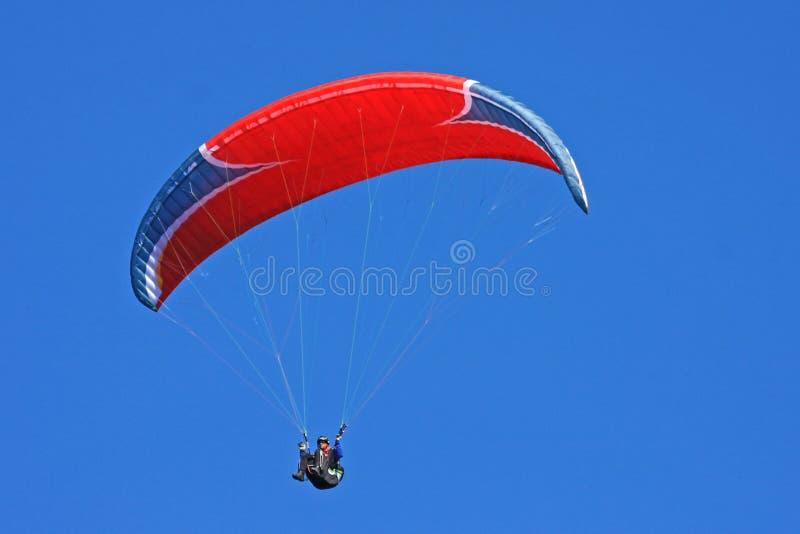 Paraglider arkivbilder