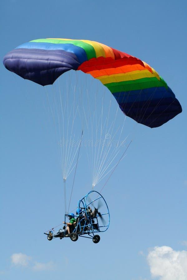 Paraglider psto