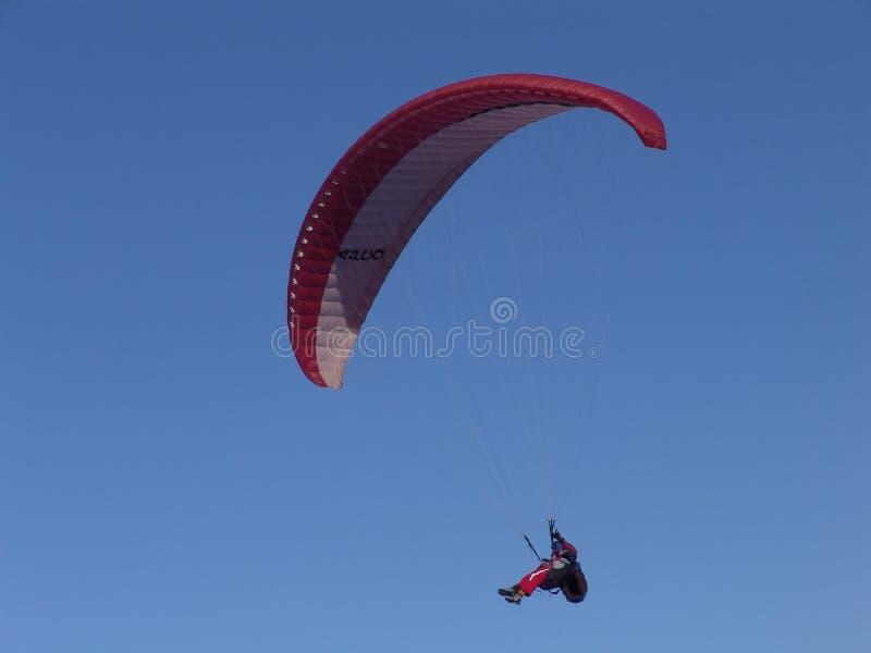 Download Paragliding imagem de stock. Imagem de aventura, outdoor - 106519