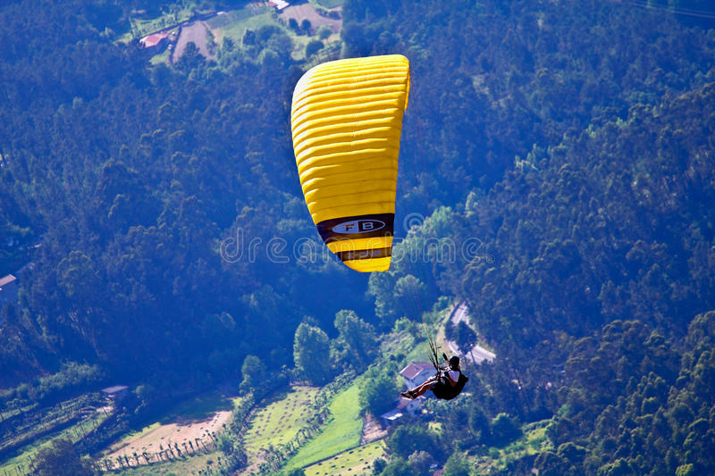 Download Paragliding Editorial Stock Photo - Image: 14596278