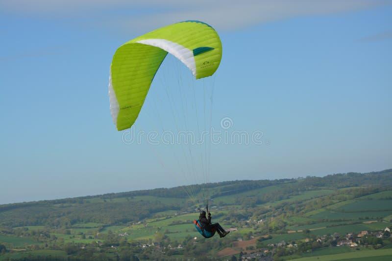 Paragliding, Air Sports, Sky, Parachuting royalty free stock photo