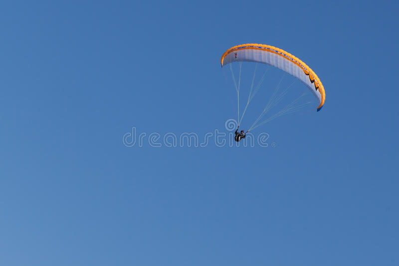 Download Paragliding  in Oludeniz editorial stock photo. Image of extreme - 38694768