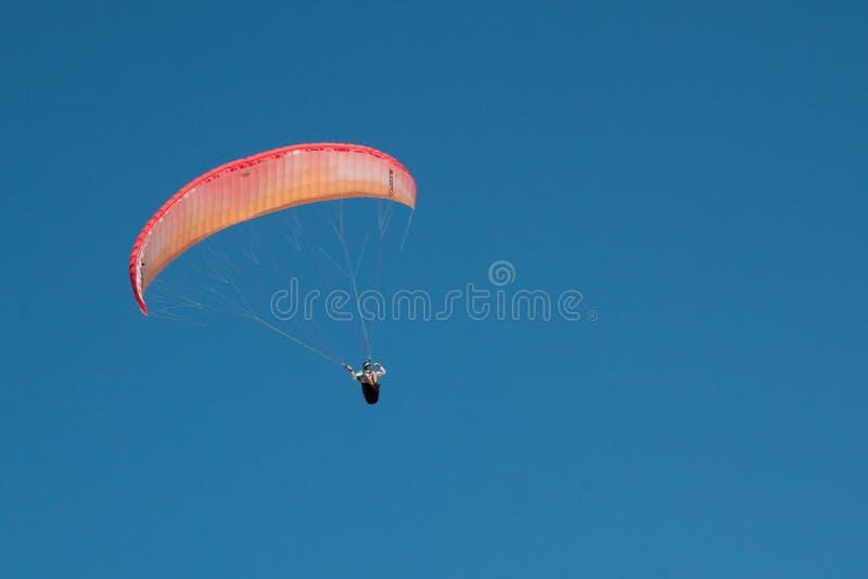 Paragliding  In Oludeniz Editorial Image