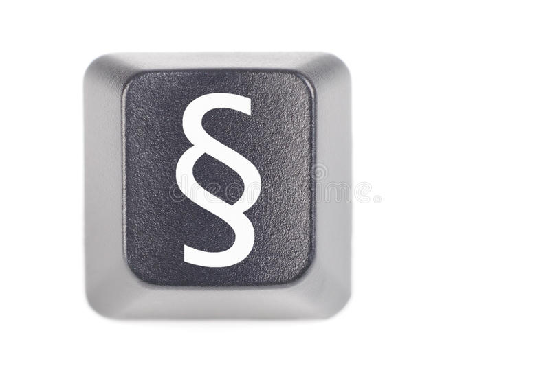 Paragraph. Sign symbol keyboard button stock images