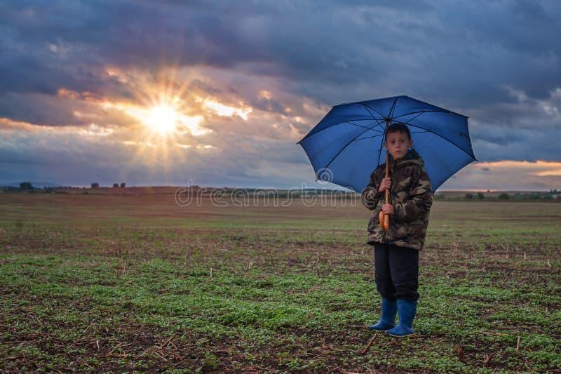 Paraguas imagen de archivo libre de regalías