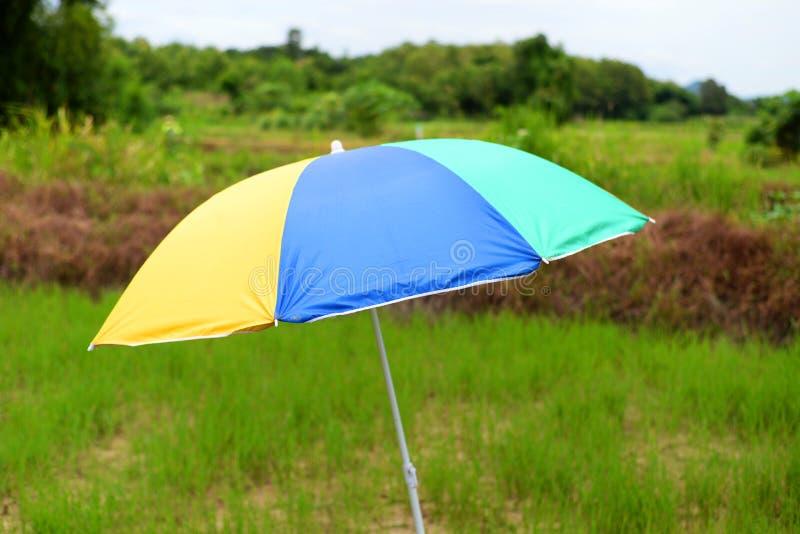 Paraguas colorido fotos de archivo libres de regalías