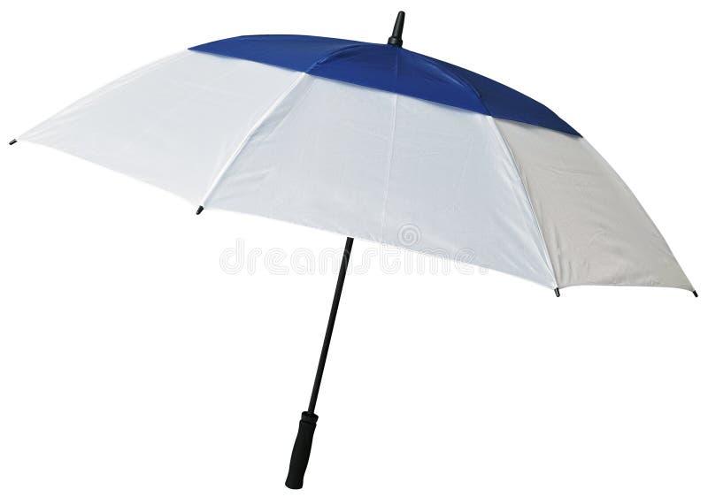 Paraguas de la capa doble foto de archivo