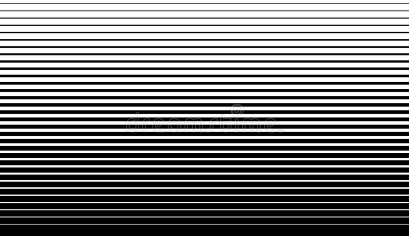 Parallel straight lines monochrome pattern geometric texture royalty free illustration
