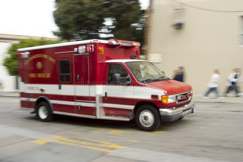 Paramedico 5 fotografia stock