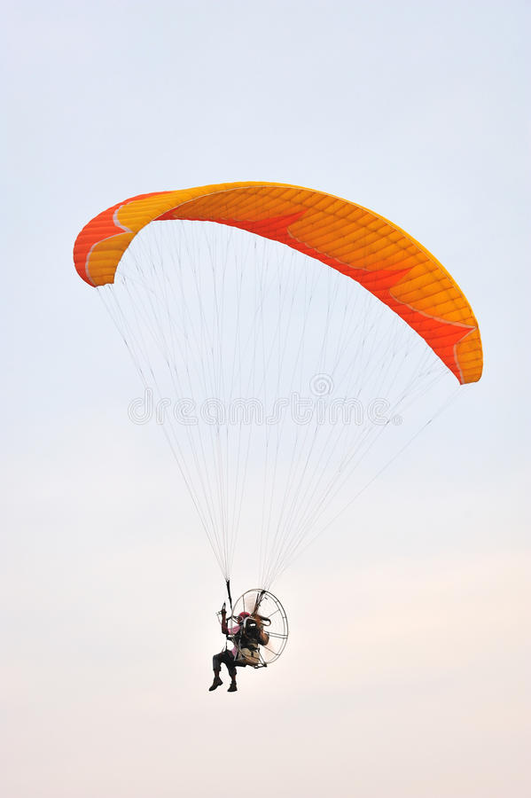 Free Paramotor Royalty Free Stock Images - 17454209