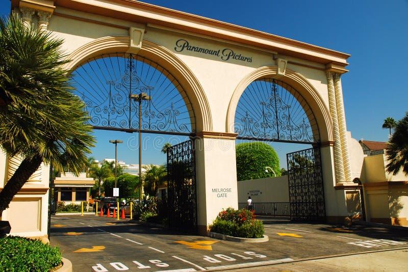 Paramount Pictures foto de stock