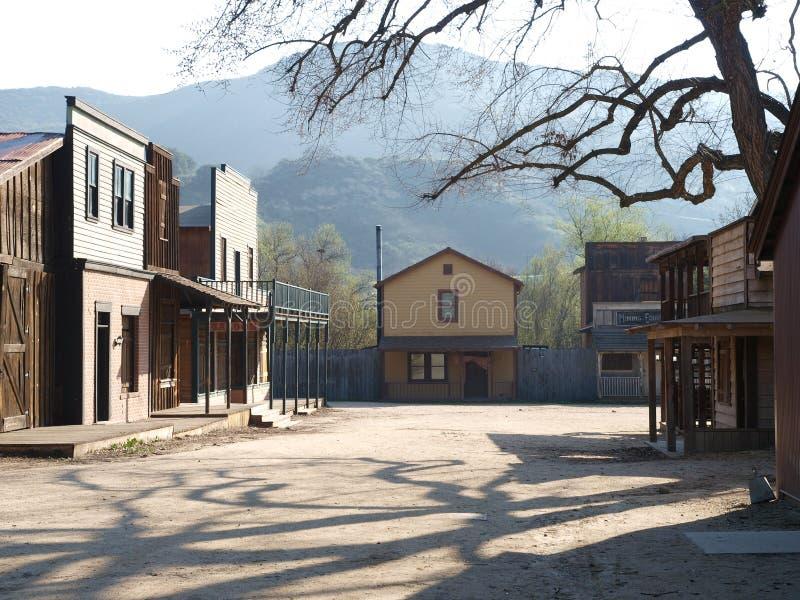 paramount ranch arkivfoton
