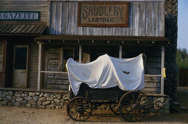 Paramount-Ranch lizenzfreies stockbild