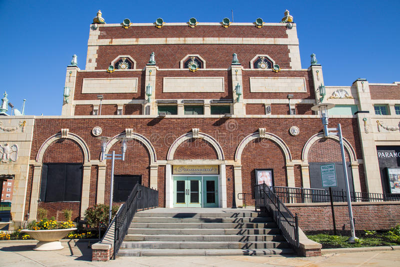 Download Paramount Theatre Asbury Park NJ Editorial Photo - Image: 34229951