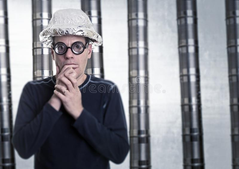 Paranoid stock photos
