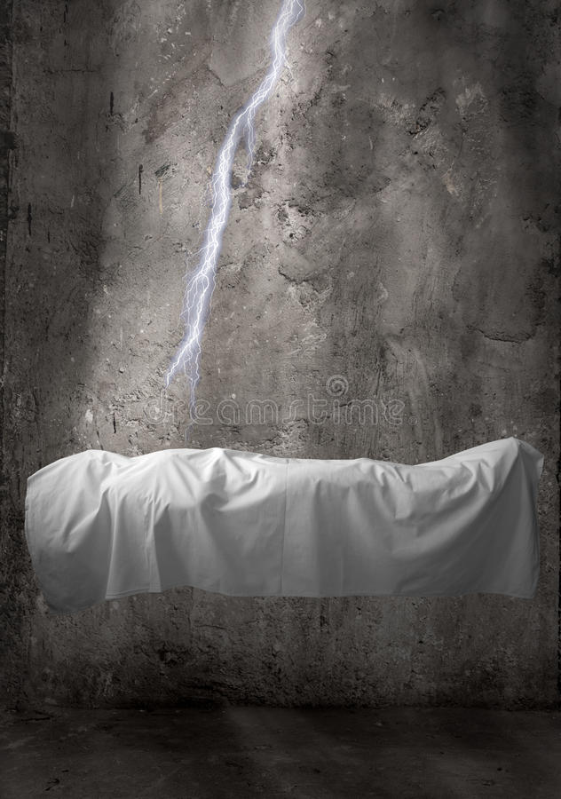 Download Paranormal Activity Out Of Body Experiences Stock Illustration - Illustration of house, concept: 18521061