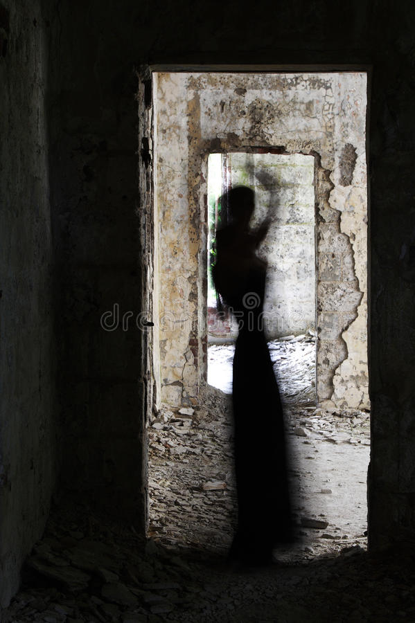 Free Paranormal Experience Royalty Free Stock Photography - 21253967