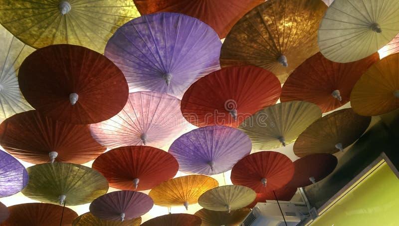 paraplu stock fotografie