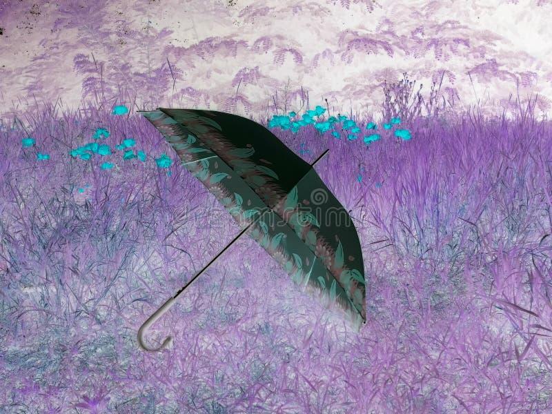 Parapluie élégant photos stock