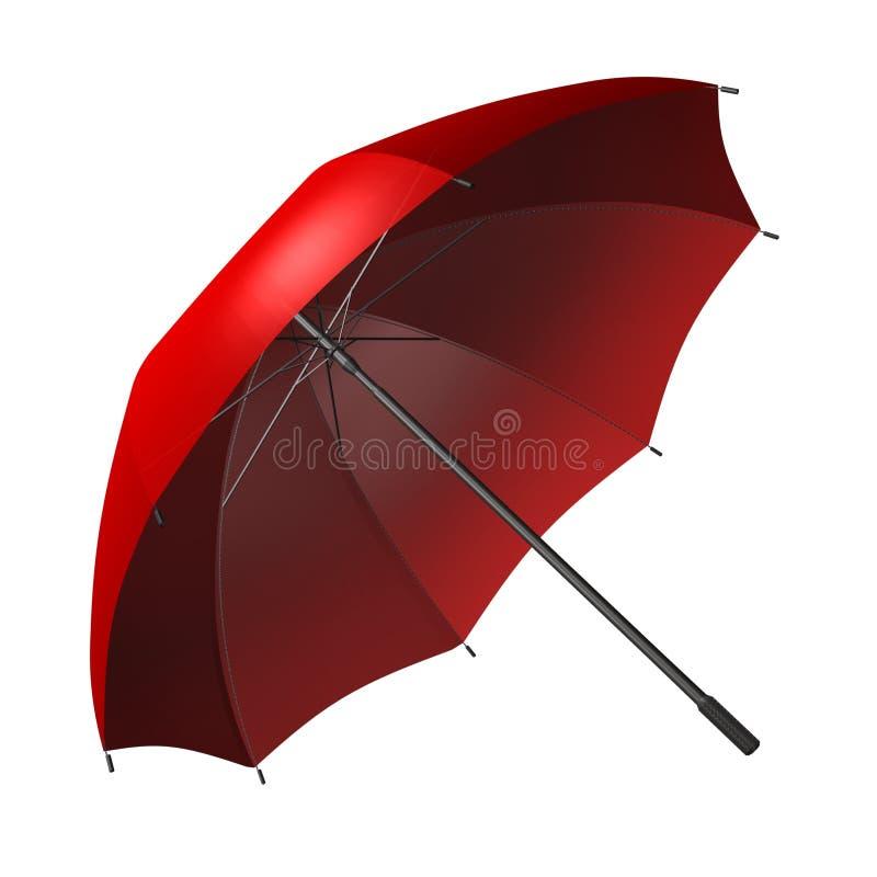 Parapluie illustration libre de droits